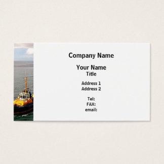 Tugboat Barbados II Business Card