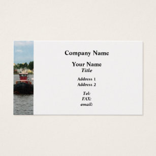 Norfolk va business cards templates zazzle tugboat bow norfolk va platinum business card reheart Image collections