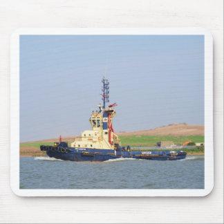 Tugboat Millgarth Mouse Pad