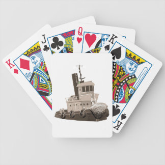 Tugboat Playing Cards