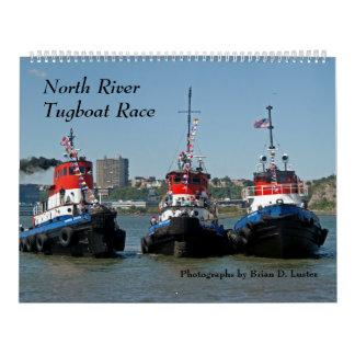 Tugboats Calendar 2014
