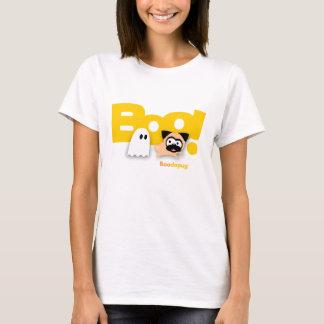 Tugg Boo! White T-shirts (Yellow)