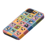 Tugg Color Block iPhone Case iPhone 4 Cover