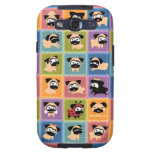 Tugg Color Block Samsung Phone Case Galaxy SIII Cases