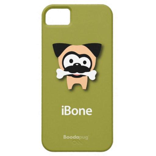 Tugg iBone iPhone5 Case (Green) iPhone 5 Case