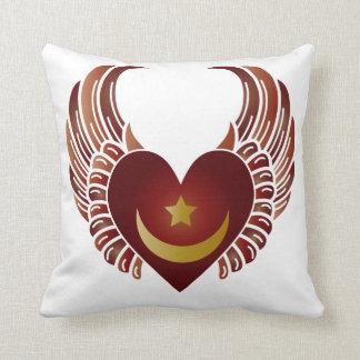 Tughra Inayati sufi symbol pillow