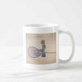 Tughra (Official Signature) of Sultan Süleiman Coffee Mug