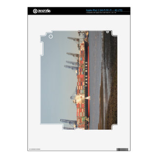 Tugs Assisting Ship Decals For iPad 3