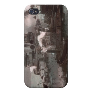 Tugs & Bleship Cover For iPhone 4