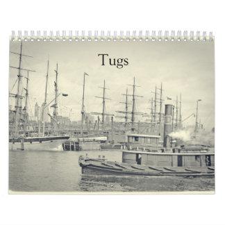 Tugs Wall Calendars