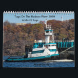 "Tugs On The Hudson River 2019 Mix Of Tugs Calendar<br><div class=""desc"">Tugs On The Hudson River 2019 An  Mix Of  Various Tugs On The Hudson River</div>"