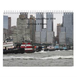 Tugs On The Hudson River 2019 Multiples & Meets Calendar