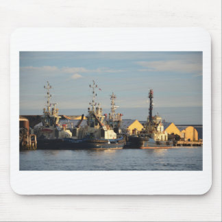 Tugs on the Swale. Mouse Pad