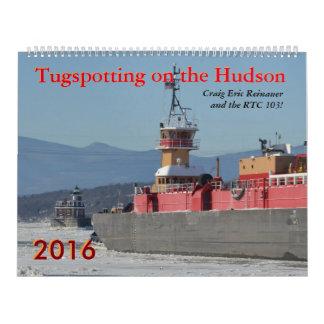 Tugspotting All Craig Eric 2016 Calendar