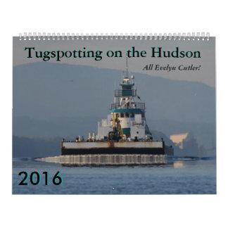 Tugspotting All Evelyn Cutler! Calendar