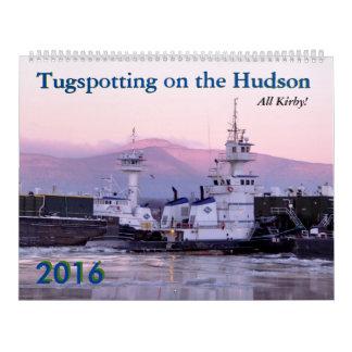 Tugspotting All Kirby 2016 calendar