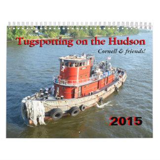 Tugspotting en el calendario del Hudson