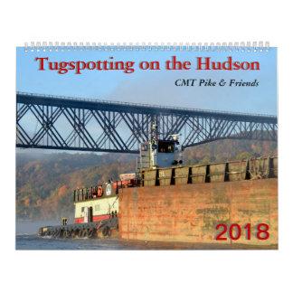 Tugspotting on the Hudson Calendar