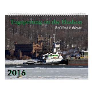 Tugspotting Red Hook & friends calendar