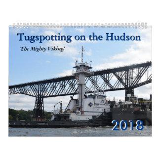 Tugspotting: The Mighty Viking 2018 Calendar