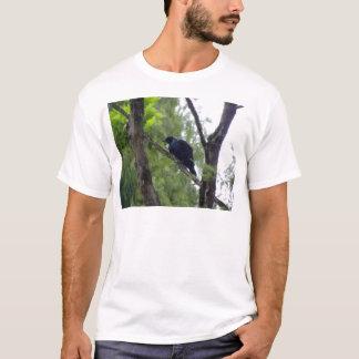 Tui in Rimu Tree T-Shirt