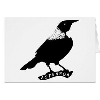 Tui | New Zealand / Aotearoa Card