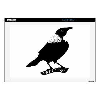 Tui   New Zealand / Aotearoa Decal For Laptop