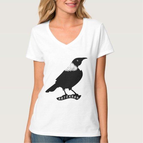 Tui | New Zealand Native Bird T-shirts