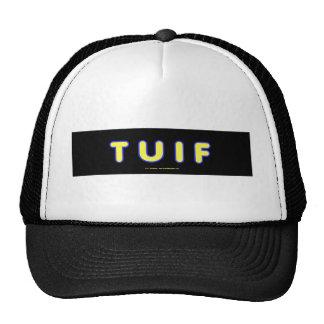 TUIF1 TRUCKER HATS
