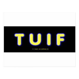 TUIF1 TARJETAS POSTALES