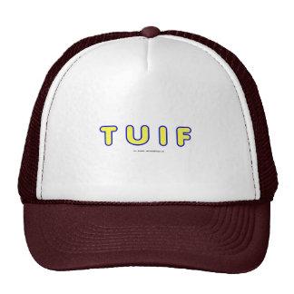 TUIF2 TRUCKER HATS