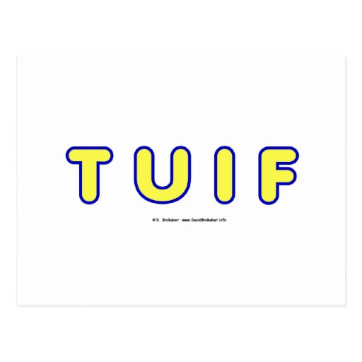 TUIF2 POSTALES