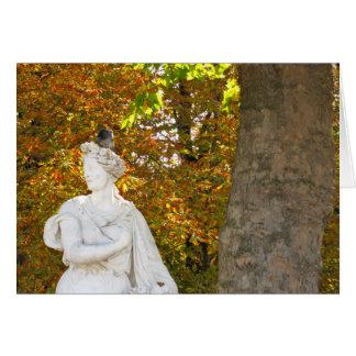 Tuileries Card