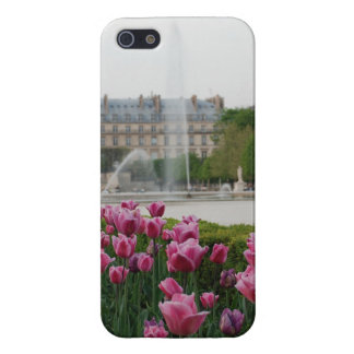 Tuileries Garden in bloom Cover For iPhone SE/5/5s