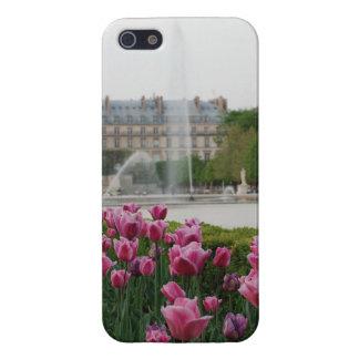 Tuileries Garden in bloom Cases For iPhone 5