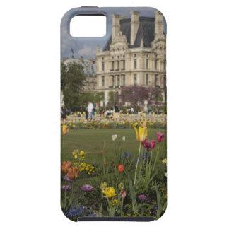 Tuileries Garden, Louvre, Paris, France iPhone SE/5/5s Case
