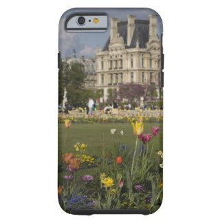 Tuileries Garden, Louvre, Paris, France Tough iPhone 6 Case