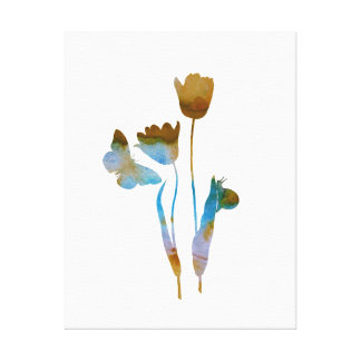 Tuilps Canvas Print