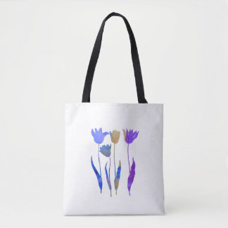 Tuilps Tote Bag