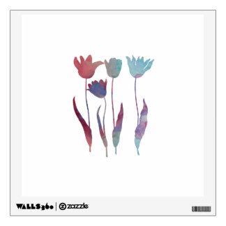Tuilps Wall Sticker