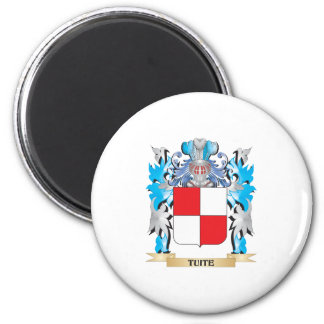 Tuite Coat of Arms - Family Crest Refrigerator Magnets