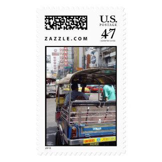 Tuk Tuk Stamp