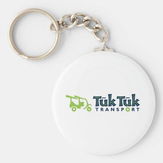 Tuk Tuk Transport Keychain