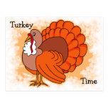 Tukey Time Postcard