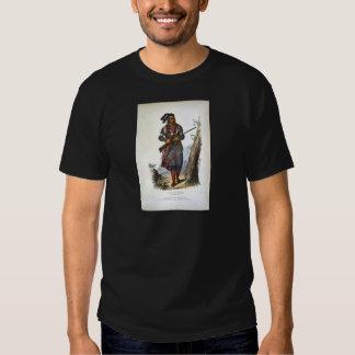 Tuko-See Mathla A Seminole Chief Native American T-shirt