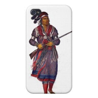 Tuko-vea-mathla 4 iPhone 4/4S carcasa