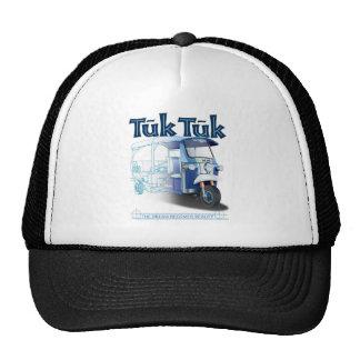 TukTuk Blue Print Trucker Hat