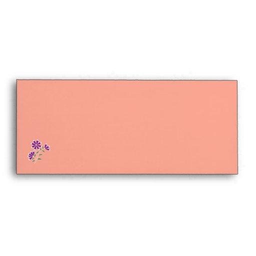 Tula Floral Batik #10 Envelope