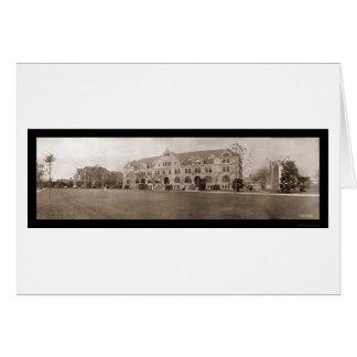 Tulane University LA Photo 1909 Card