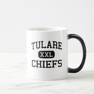 Tulare - Chiefs - High - Tulare South Dakota 11 Oz Magic Heat Color-Changing Coffee Mug